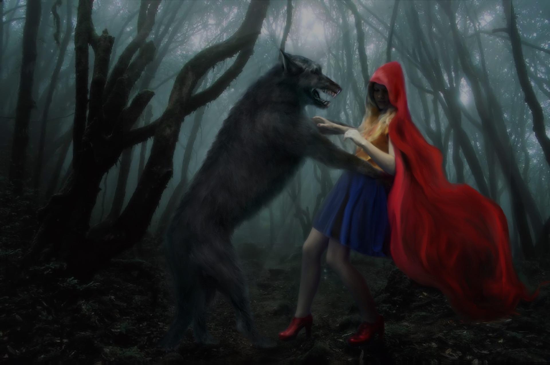 Das Märchen vom bösen Wolf namens Amazon