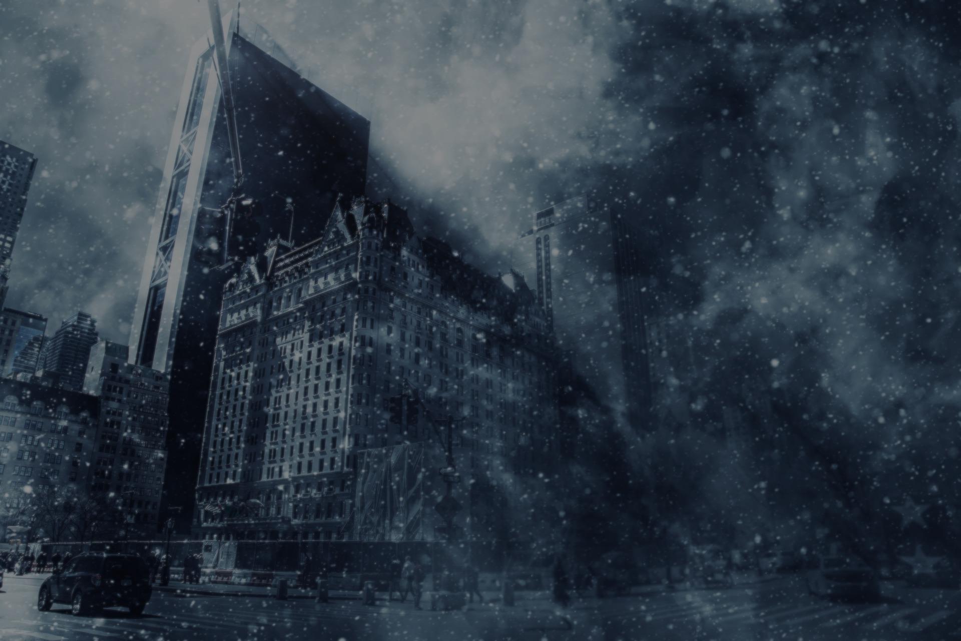 Schnee: Wenn der TERROR von oben kommt
